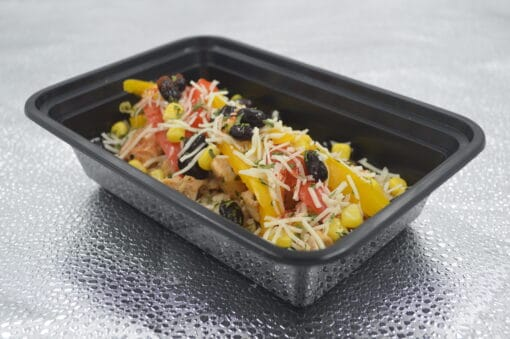 Grilled Chicken Fajita Bowl