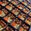 Honey Siracha Glazed Meatballs