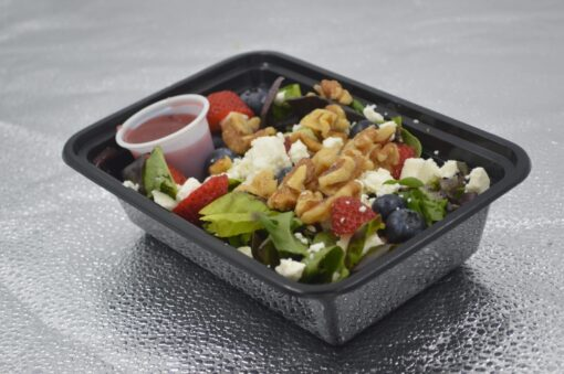 Strawberry Walnut Salad