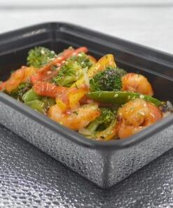 Shrimp Stir Fry Meal Prep